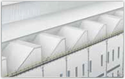 FRP Roofing Sheets Dealeres & Supplier in gujrat, Surat