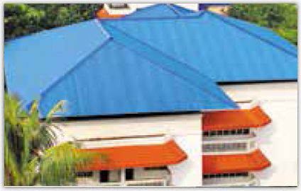Roofing Sheets Manufacturer in Gujarat
