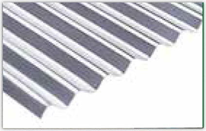 Factory Shed Roofing Sheet offered by Bhagwati Steel Building