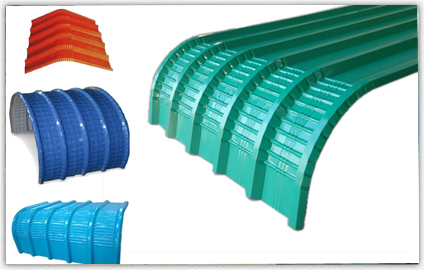 Roofing Sheet and Accessories, Color Coated Roofing Accessories