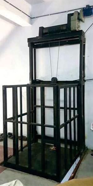 Goods Lift Manufacturer-500 Kg to 3000 kg India