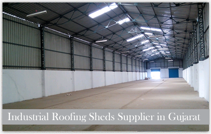 Industrial Roofing Sheds Supplier