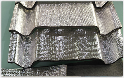 thermal insulated roof supplier in gujarat
