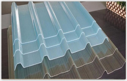 frp roofing sheets india